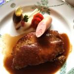 【ゲシュマックのお得すぎるランチ】ポークソテー・ハンバーグ・メンチカツが美味しすぎた話!