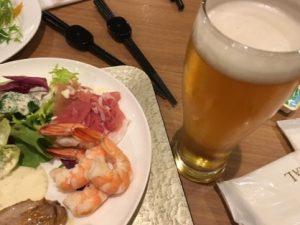 杉乃井シーダパレスのメニュー
